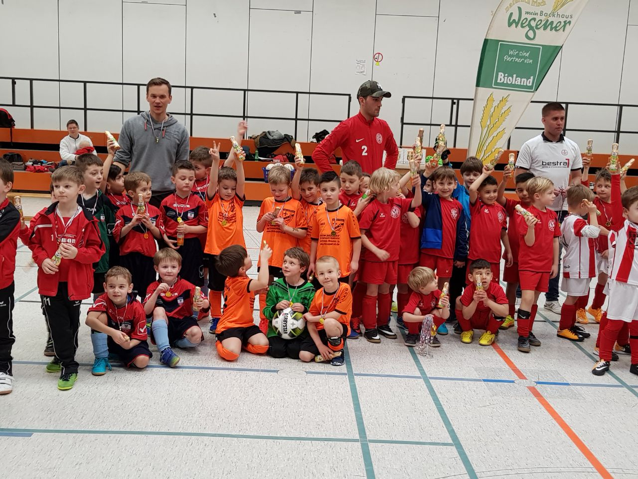 Alle Teams - Bambini-Cup TB Hilligsfeld